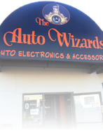 Shop In Store. Shop Online. The Auto Wizards